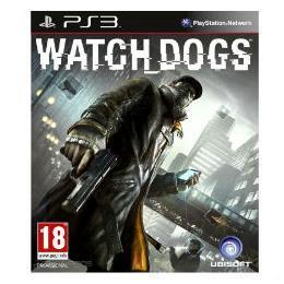 UBISOFT PS3 WATCH DOGS