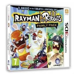 UBISOFT RAYMAN RAVING RABBIDS FAMILY PACK