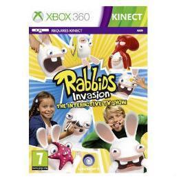 UBISOFT XBOX 360 RABBIDS INVASION