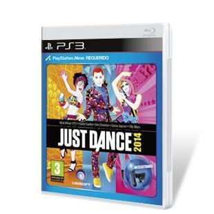 UBISOFT PS3 JUST DANCE 2014