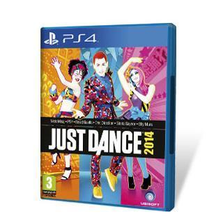 UBISOFT PS4 JUST DANCE 2014