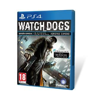 UBISOFT PS4 WATCH DOGS D1