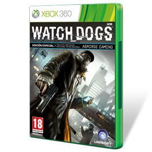 UBISOFT XBOX WATCH DOGS