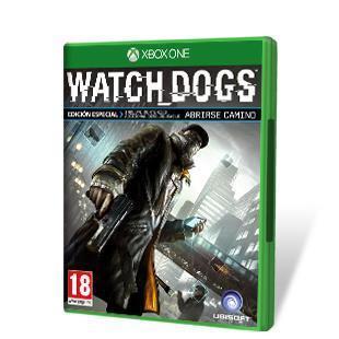 UBISOFT XBOX ONE WATCH DOGS