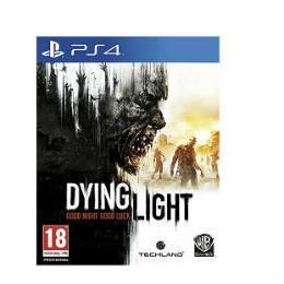 VIDEOJUEGOS MULTIMARCA PS4 DYING LIGHT