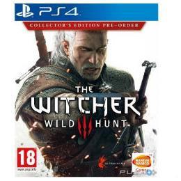 VIDEOJUEGOS MULTIMARCA THE WITCHER 3 WILD HUNT PS4