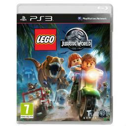VIDEOJUEGOS MULTIMARCA LEGO JURASSIC WORLD PS3