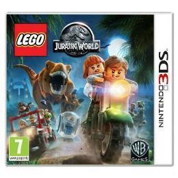 VIDEOJUEGOS MULTIMARCA LEGO JURASSIC WORLD 3DS