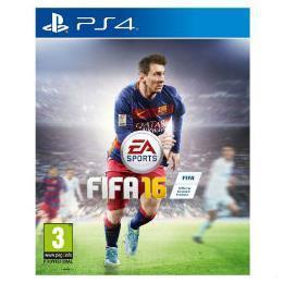 VIDEOJUEGOS MULTIMARCA FIFA 16 PS4