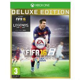 VIDEOJUEGOS MULTIMARCA FIFA 16 DELUXE ED XONE