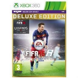 VIDEOJUEGOS MULTIMARCA FIFA 16 DELUXE ED X360