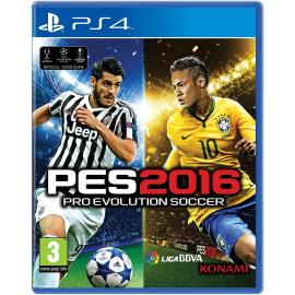 VIDEOJUEGOS MULTIMARCA PS4 PRO EVOLUTION SOCCER 2016