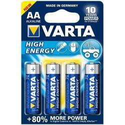 BLX4 LR6 AA VARTA ALC. HIGH ENERGY