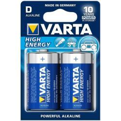 VARTA BLX2 LR20 D ALC. HIGH ENERGY
