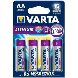 VARTA BLX4 AA PROFESSIONAL LITHIUM 1 5V