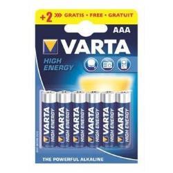 VARTA BLX4 2 LR03 AAA ALC HIGH ENERGY