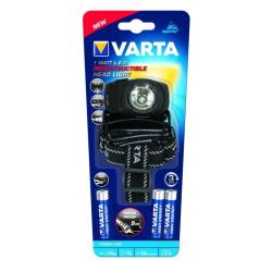 VARTA LINTERNA HEAD LIGHT LED