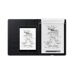 Wacom Bamboo Folio - digitalizador - Bluetooth - gris oscuro