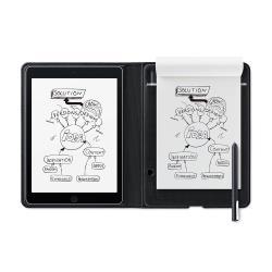 Wacom Bamboo Folio - digitalizador - Bluetooth, micro USB - gris oscuro