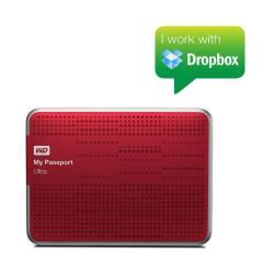 WD MY PASSPORT ULTRA 2TB RED 2.5P
