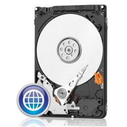 WD HDD 2.5P 250GB 5400 8MB SATA3 (MB)