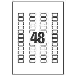 ETIQUETAS MINI 22X12.7 25H AVERY