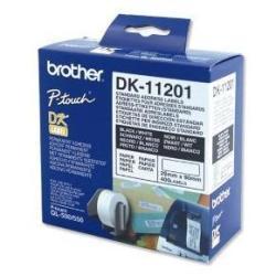 Brother DK-11219 - etiquetas - 1200 uds. - rollo (1,2 cm)