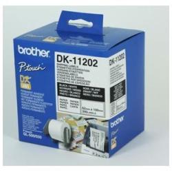 Brother DK-11202 - etiquetas de envío - 300 etiqueta(s) - 62 x 100 mm