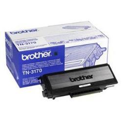 Brother TN3170 - negro - original - cartucho de tóner