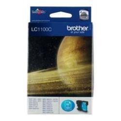 Brother LC1100C - cián - original - cartucho de tinta