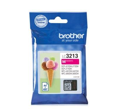 Brother LC3213Y - amarillo - original - cartucho de tinta