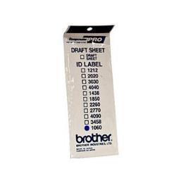 BROTHER ETIQUETAS ID2260 (22X60) 12 HOJAS