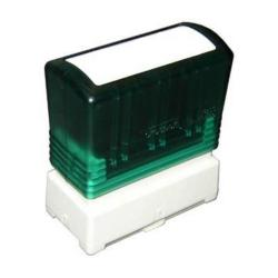 BROTHER SELLO VERDE 20MMX20MM PACK 6
