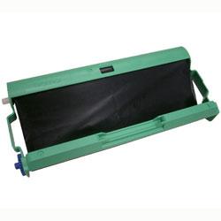 Brother PC75 - negro - casete con cinta de impresión