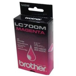 TINTA MAGENTA LC700M BROTHER