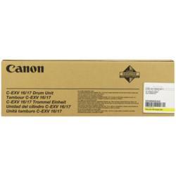 CANON DRUM UNIT C-EXV16/17 GIALLO SINGOLO