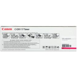 CANON CEXV-17 TONER MAGENTA IRC-4580I SIN