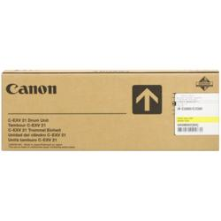 CANON DRUM UNIT C-EXV21 GIALLO SINGOLO