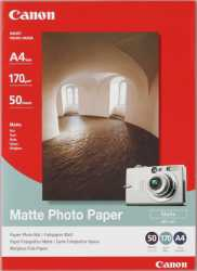 CANON PAPEL FOTO MATE MP-101 A4 40 HOJAS