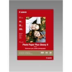 CANON PAPEL FOTO BRIL 20H A4 PP-201