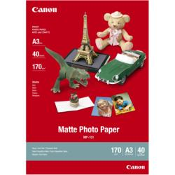 CANON PAPEL FOTO MATE MP-101 A3 40 HOJAS