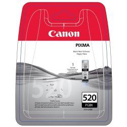 CANON TINTA NEGRA PGI-520 BK BL SEG