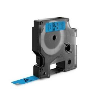 DYMO D1 - cinta de etiqueta - 1 bobina(s) - rollo (1,2 cm x 7 m)