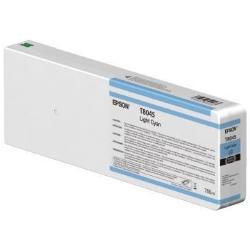Epson T8045 - cián claro - original - cartucho de tinta