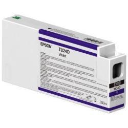 EPSON TINTA VIOLETA 350ML ULTRAC SC-P70/9