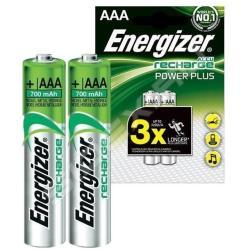 ENERGIZER PILA REC AAA 700MAH POWER PLUS CF2