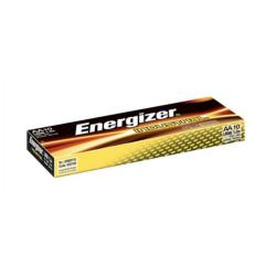 ENERGIZER INDUSTRIAL AA CAJA 10UDS