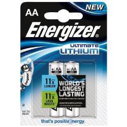ENERGIZER PILA AAA LITIO L92 X2