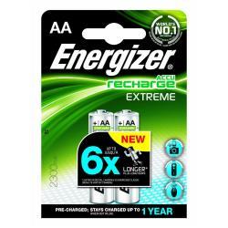 ENERGIZER PILA REC AA 2300MAH EXTREME X2