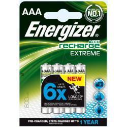 ENERGIZER PILA REC EXTREME AAA 800MAH X4
